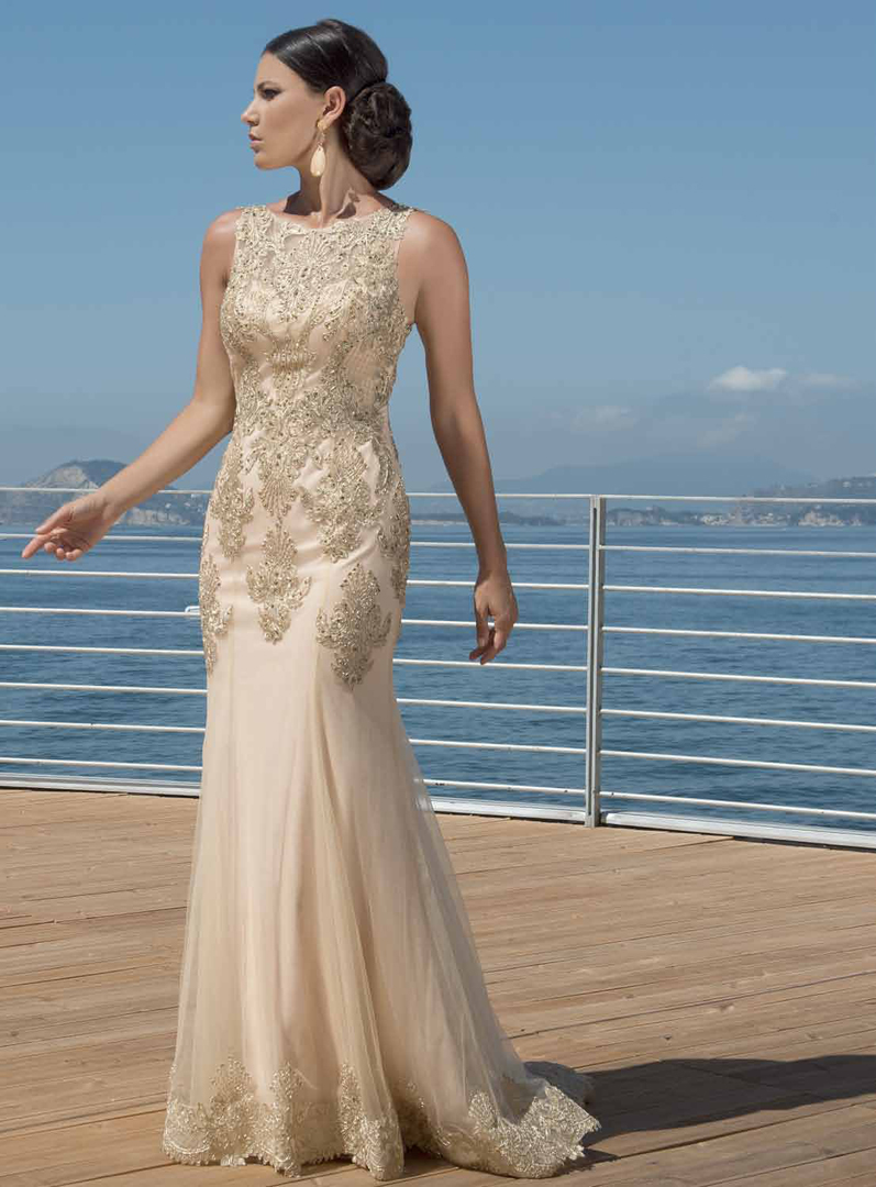 e9de58808b49 Cerimonia donna Lia Couture - Beautiful Moda ALTA MODA SPOSI ...